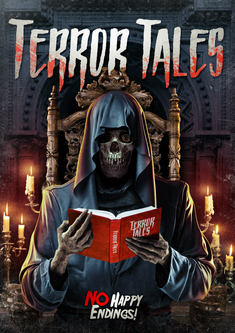 terror tales poster