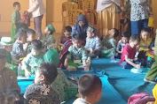 Proses Pembelajaran Anak TK RA UMDI AL IHSAN Kota Pare Pare