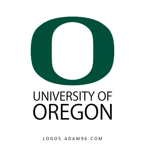 Download Logo University of Oregon Png High Quality Free