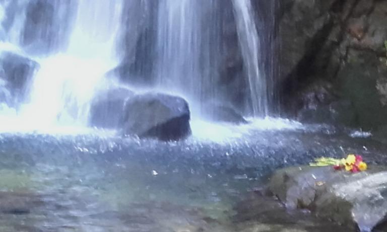 água da Cascata