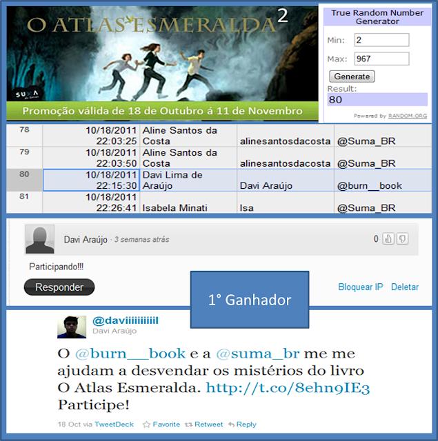 Promo: O Atlas Esmeralda² | Resultado 7