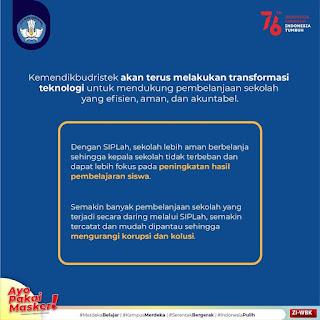 SIPlah mengurangi korupsi