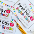 Another Freebie coming your way! - First Day of School Signs 2020-2021