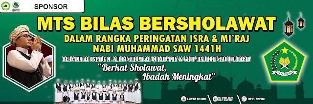 Proposal MTs Bersholawat