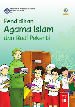 Buku Pendidikan Agama Islam (PAI) dan Budi Pekerti Kelas 1 2 3 4 5 6 SD Kurikulum 2013 Revisi 2018