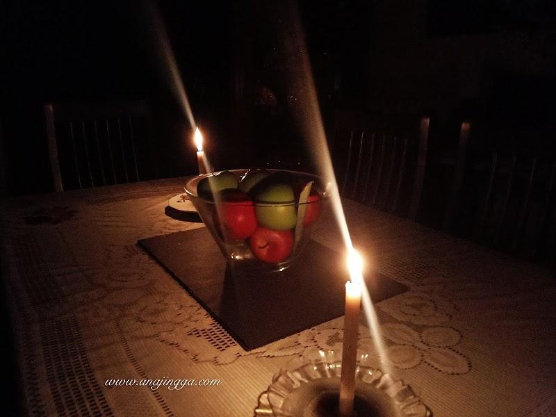 Bila tiba-tiba black-out