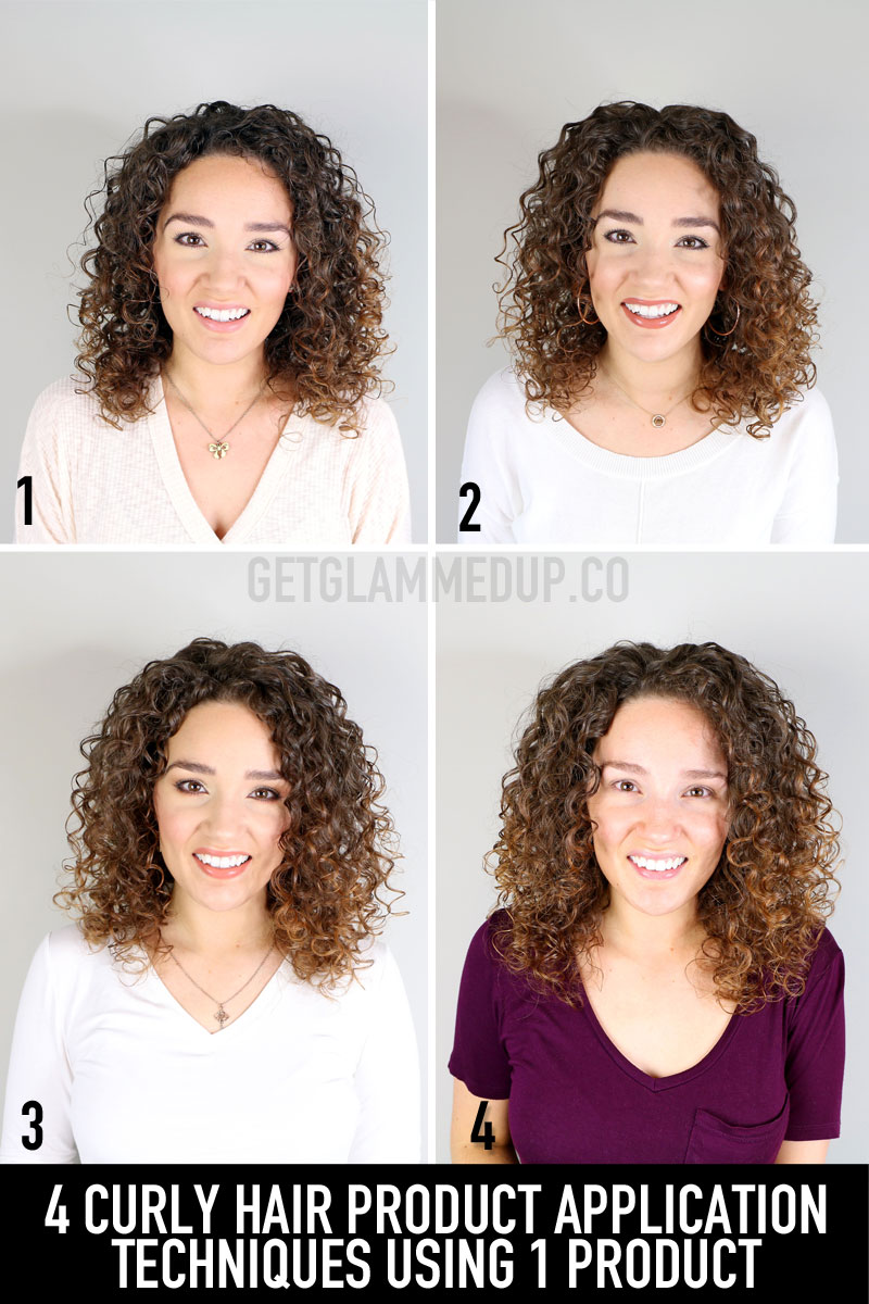 Curly Hair Styling Methods