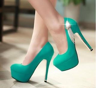 Macam Macam Sepatu High Heels Untuk Remaja Tampil Trendy