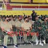 214 Personel Korem 141/Tp, Balakrem, PNS Beserta Ibu- ibu Persit Ikuti Kegiatan Jam Komandan
