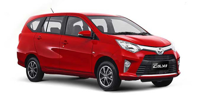 Toyota Calya Beritabelita