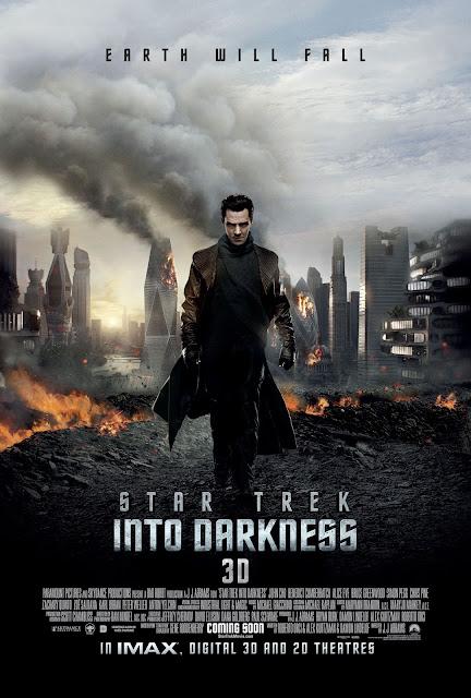 Star Trek Into Darkness Destruction Poster