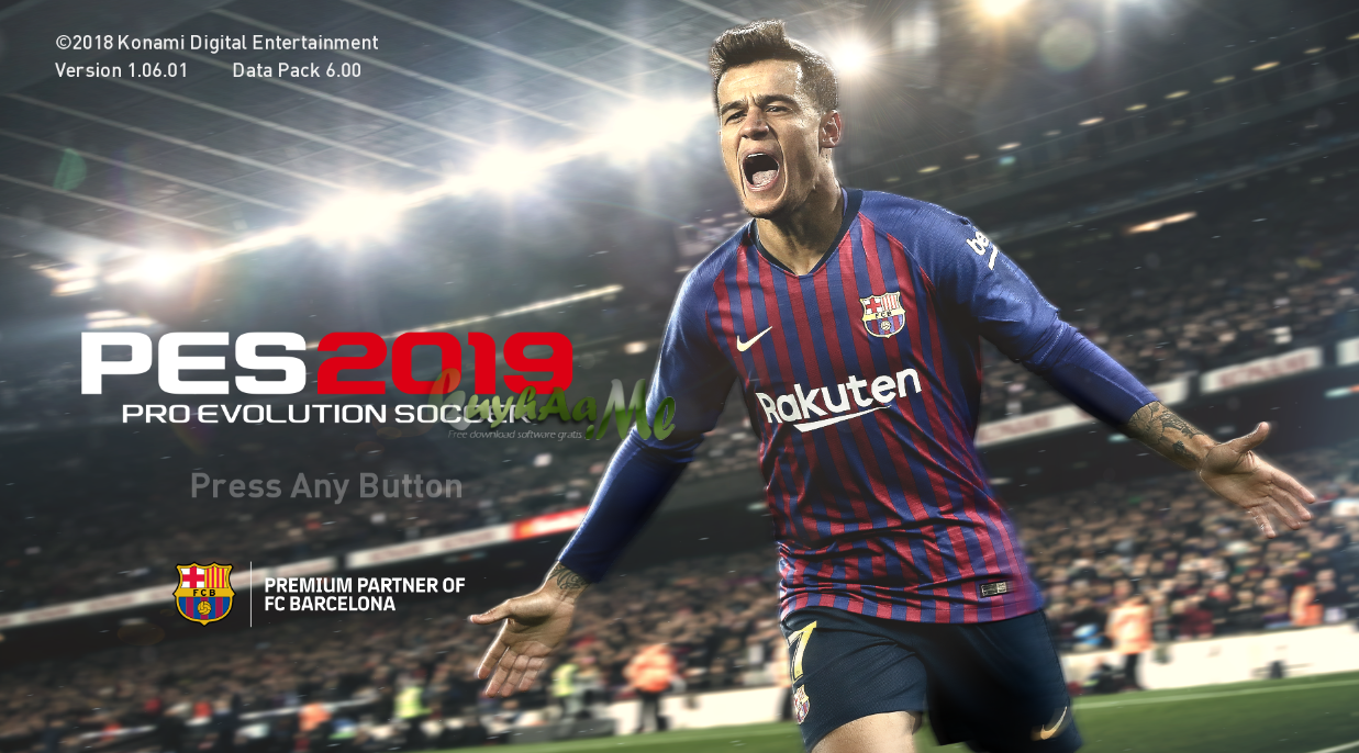 PES 2019 Data Pack 4.0 For CPY Version