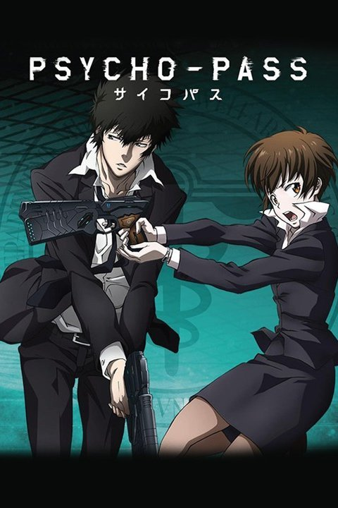 Psycho Pass , Anime , HD , 720p , 2012 , サイコパス, Action, Sci-Fi, Police, Psychological