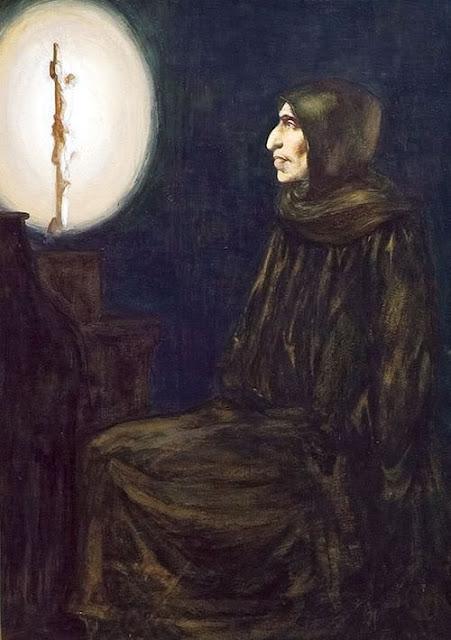 Austin Osman Spare:, Arte, Pintura, Ocultismo