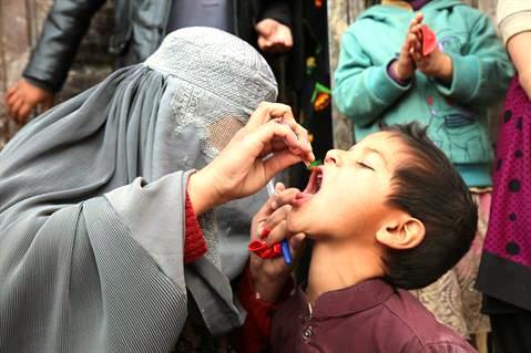 Bahaya Polio Mengintai Wilayah Indonesia