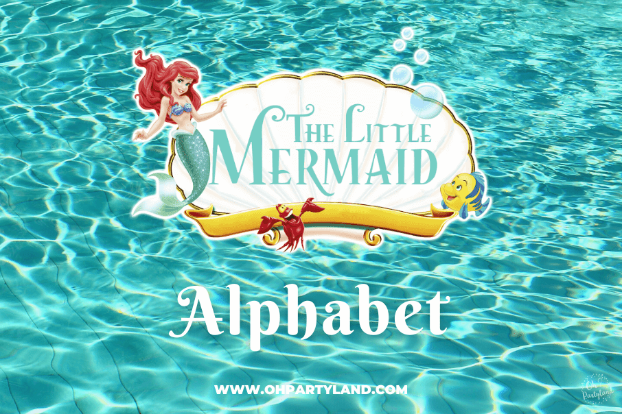 little-mermaid-alphabet