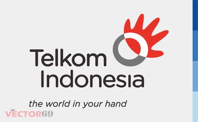 Logo Telkom Indonesia (2013) - Download Vector File EPS (Encapsulated PostScript)