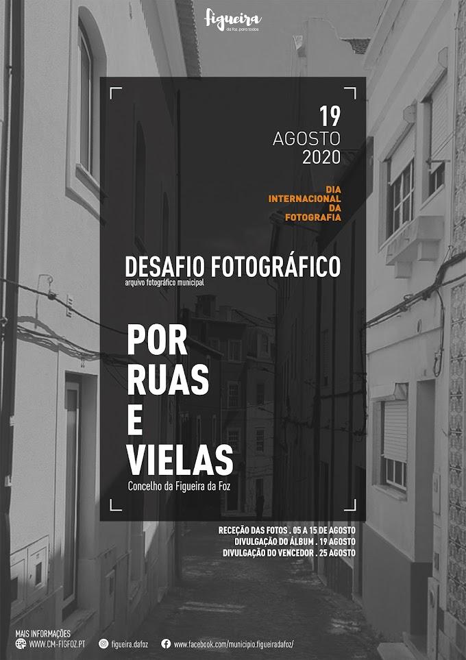 """Desafio Fotográfico """" Por Ruas e Vielas do concelho da Figueira da Foz"""""""