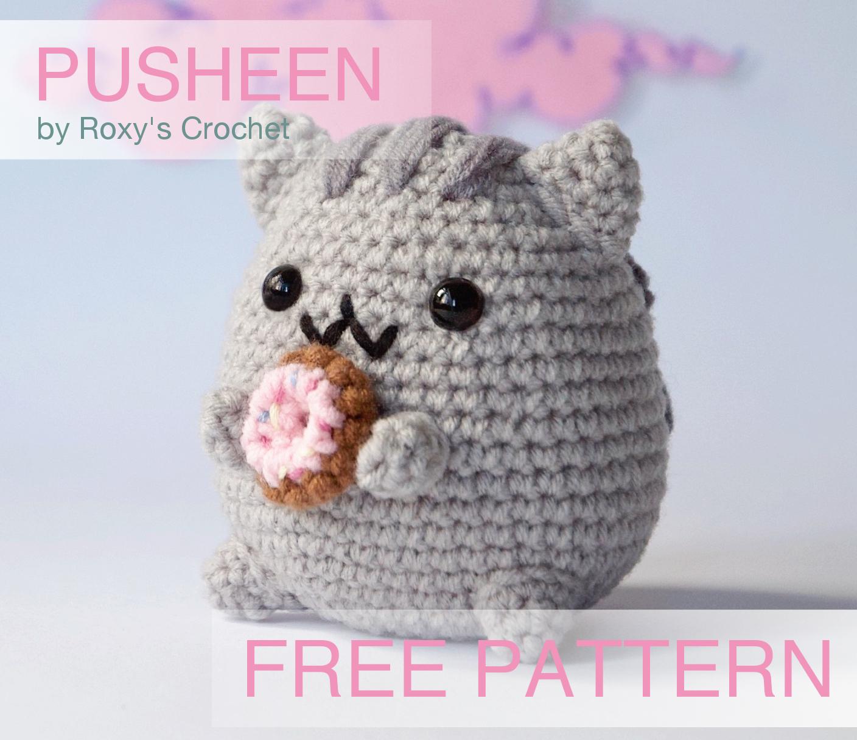 Kostenlose und süße Amigurumi Cat Crochet Pattern! - Kostenloses ... | 1215x1408