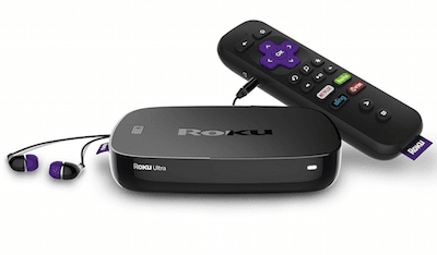 Top of the Line Roku Ultra