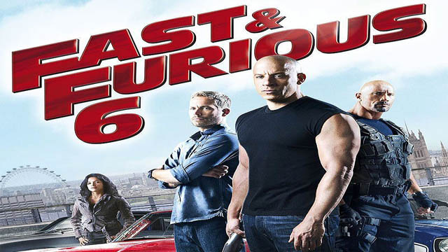Fast And Furious 6 (2013) Movie [Dual Audio] [ Hindi + English ] [ 720p + 1080p ] BluRay Download