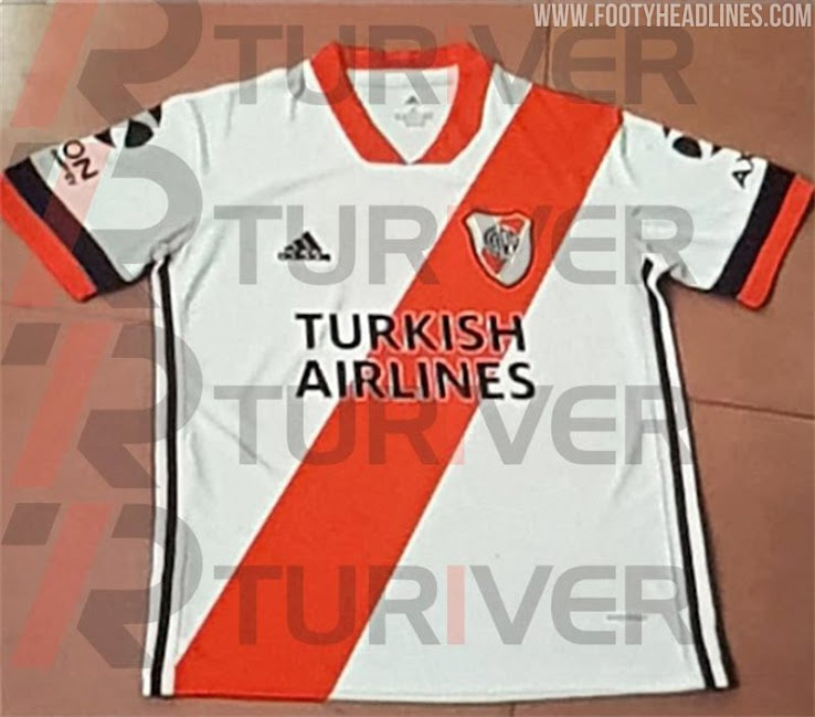 Home Plate 2020.Fake River Plate 20 21 Home Kit Leaked Footy Headlines