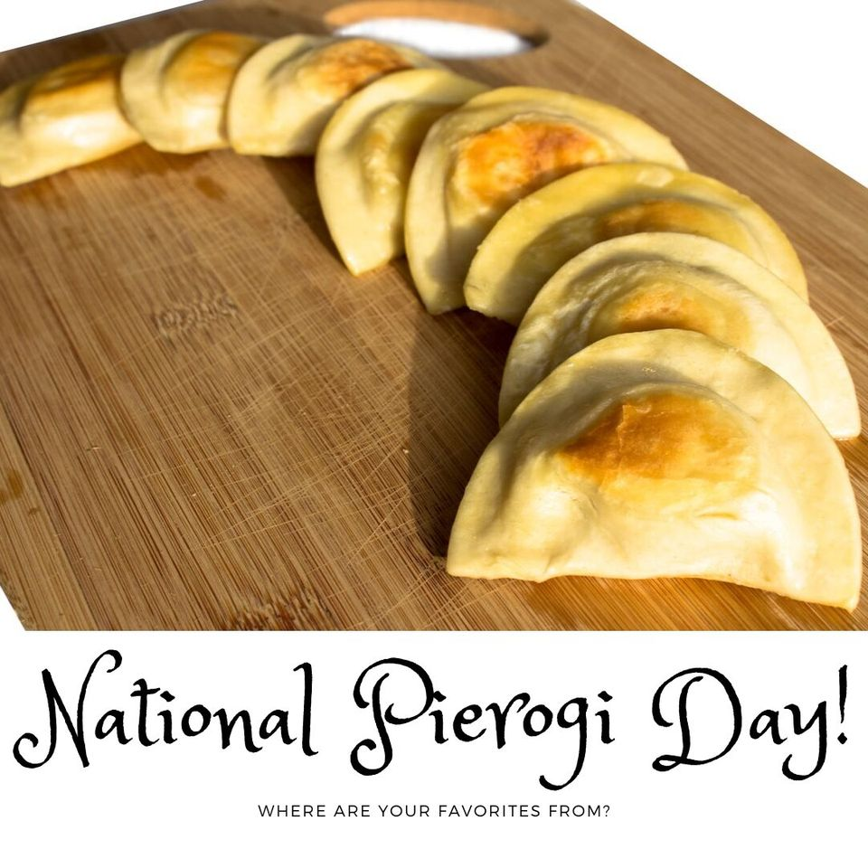 National Pierogi Day Wishes Beautiful Image