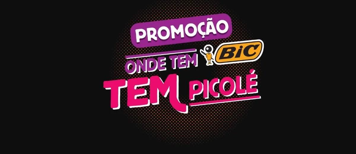 Promoção Bic 2020 Onde Tem Bic Tem Picolé Compre Ganhe