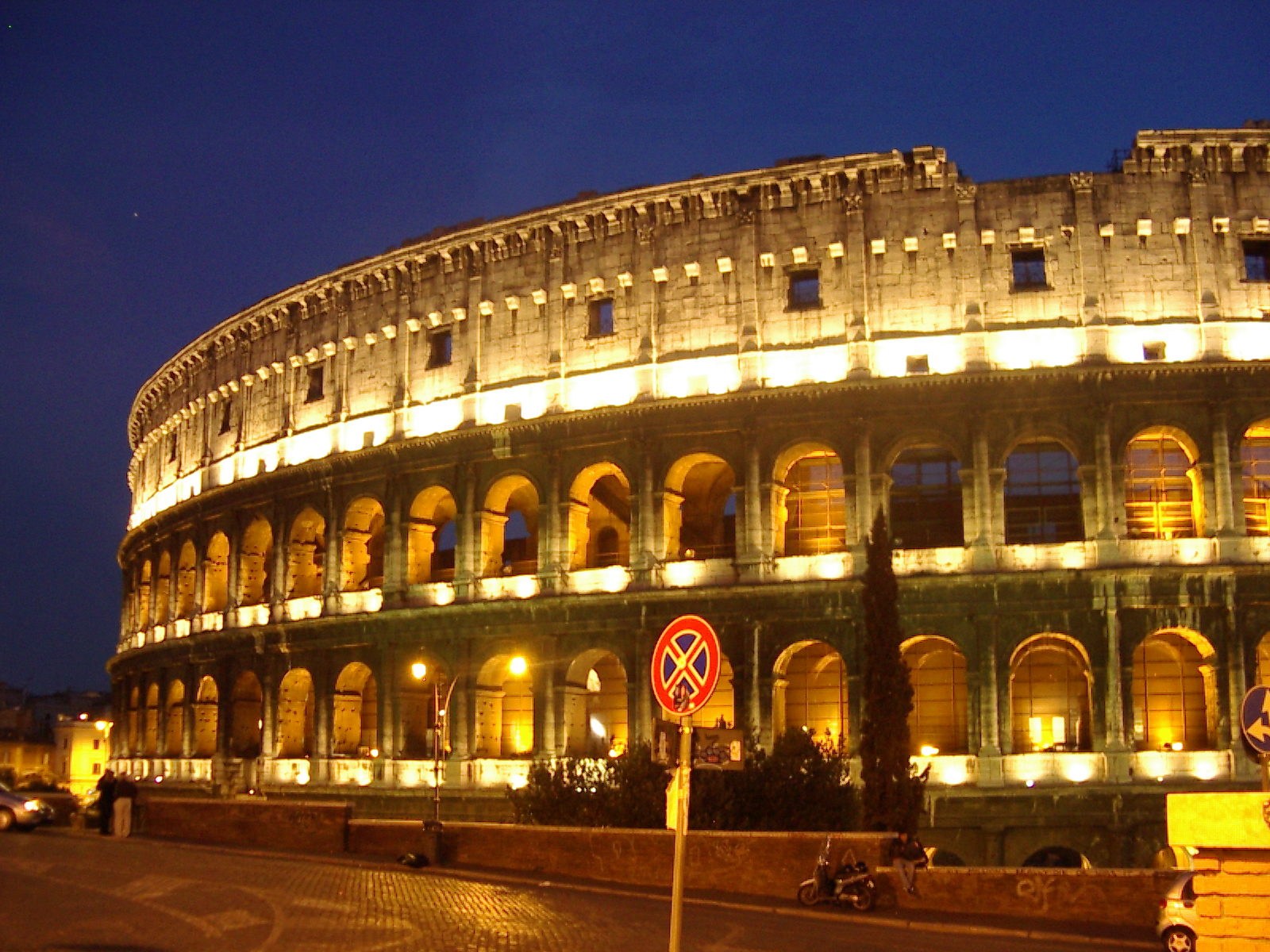 What A Wonderful World: The Colosseum Of Rome