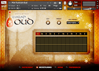 Plectra Series 4: Turkish Oud KONTAKT Library