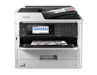 features merely about other era of inkjet producing engineering scientific discipline Canon WorkForce Pro WF-C5710 Drivers And Review