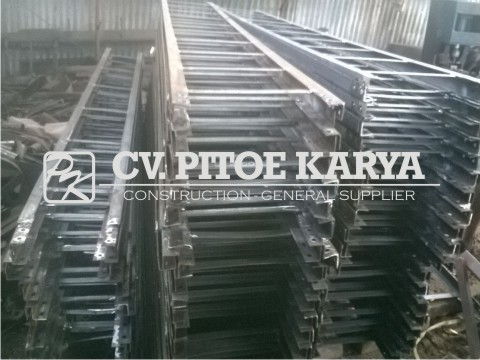 Cable Tray Vertical & Horizontal L40x40x4