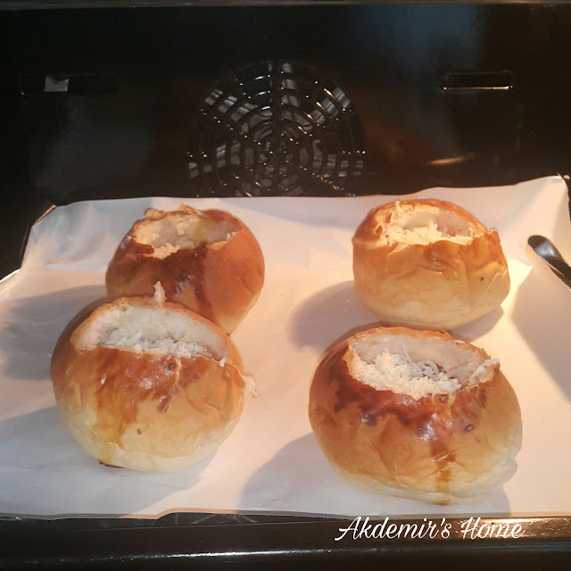 Ekmek Kasesinde Yumurta