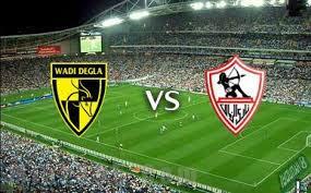 اون لاين مشاهدة مباراة الزمالك ووادي دجلة بث مباشر 14-2-2018 الدوري المصري اليوم بدون تقطيع
