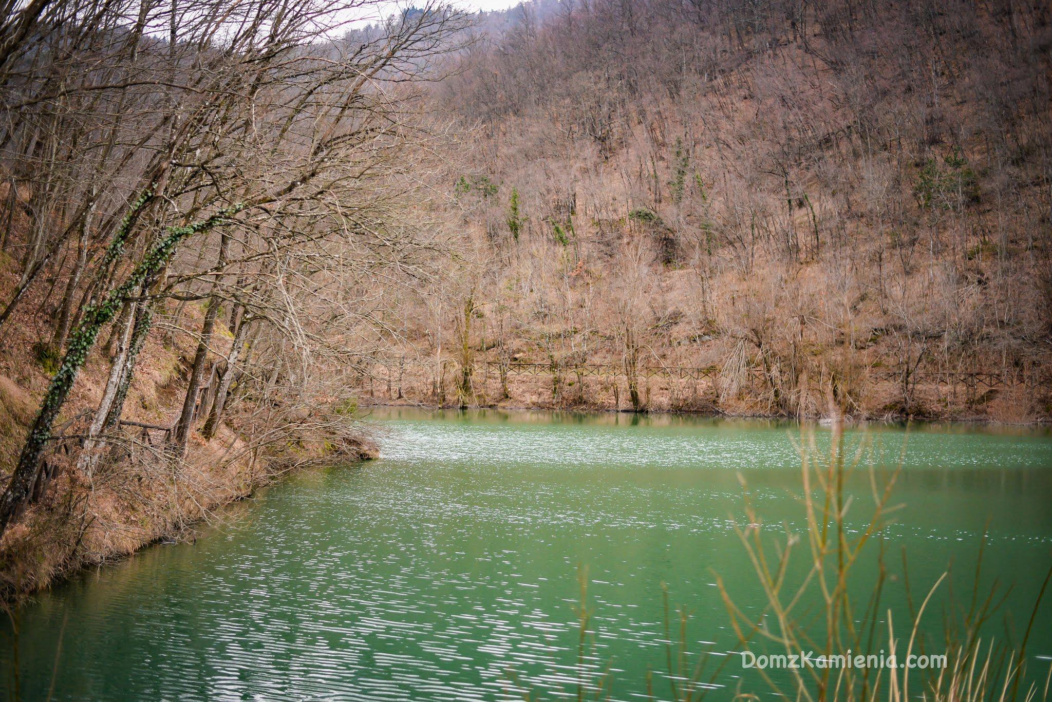 Tramazzo Lago di Ponte, Tredozio