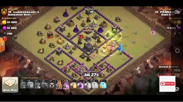 Clash of Clans Clash Hero 2 Hileli Sunucu apk indir Android