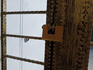 Loon Lock on HDB Gate