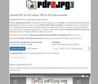 Sito PDF2JPG.net