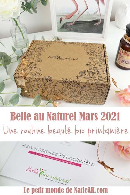 Belle au naturel soins bio Made in France avis