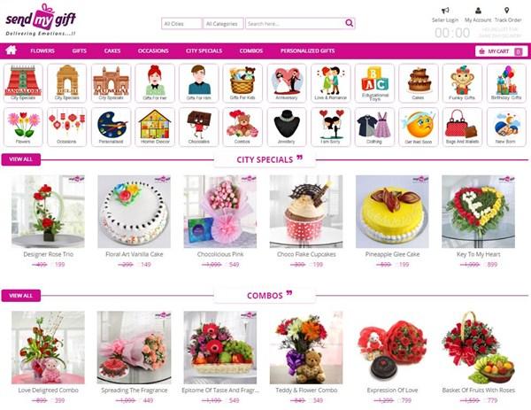 Online-e-shopping-store-SendMyGifts