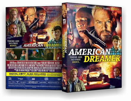 DVD American Dreamer 2019 - ISO