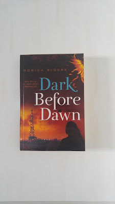 Dark Before Dawn book giveaway