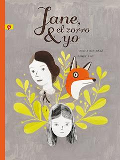 """""""Jane , el zorro & yo"""" - Isabel Arsenault"""