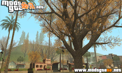 BSOR DLC Legacy - Vegetação Realista