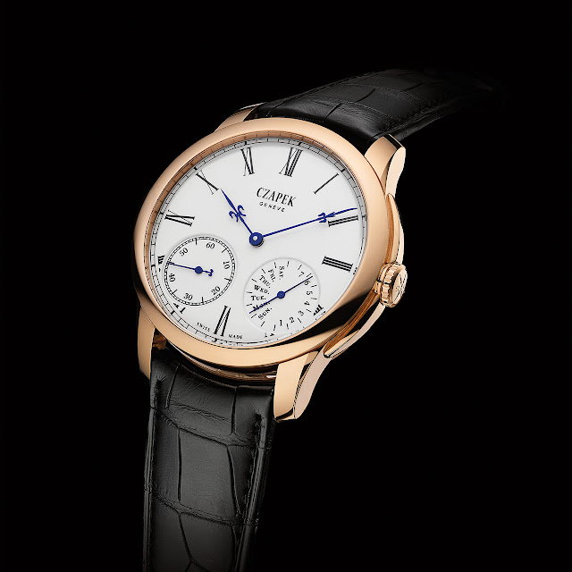 Czapek Quai des Bergues N. 33s Mechanical Hand-wound Watch