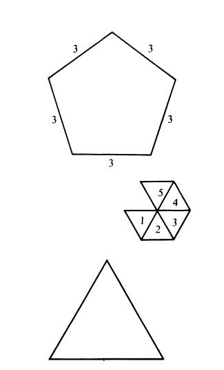 Икосаэдр схема