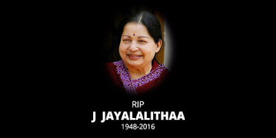 Tamil Nadu Chief Minister J Jayalalithaa passed away early on Monday at a Chennai hospital hours after suffering a cardiac arrest.