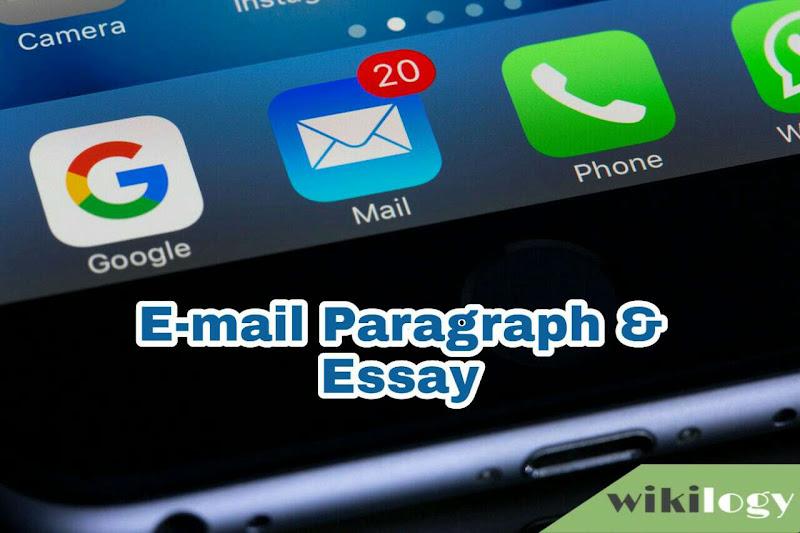 E-Mail Paragraph
