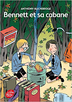 Anthony Buckeridge - Benett et sa cabane