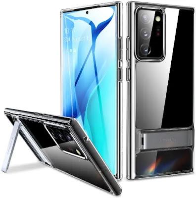 Funda con Soporte para teléfono Galaxy Note 20 Ultra